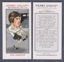 Derby County Ron Webster 2